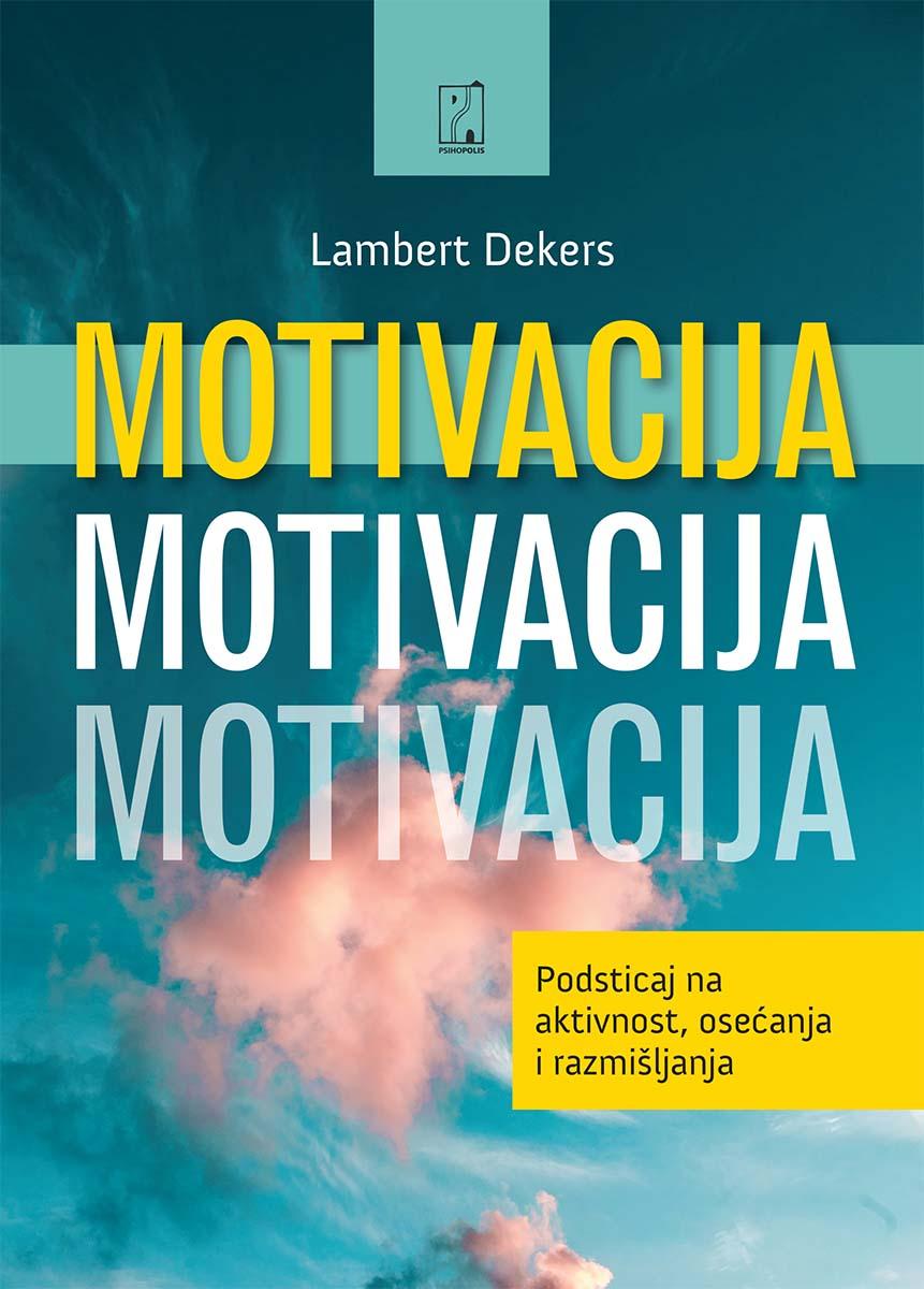 MOTIVACIJA –Lambert Dekers – Nova knjiga